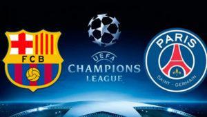 Cómo ver el Barcelona – PSG de Champions en directo