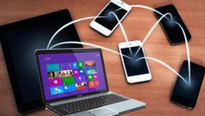 Cómo compartir archivos sin conexión entre dispositivos de distintas plataformas