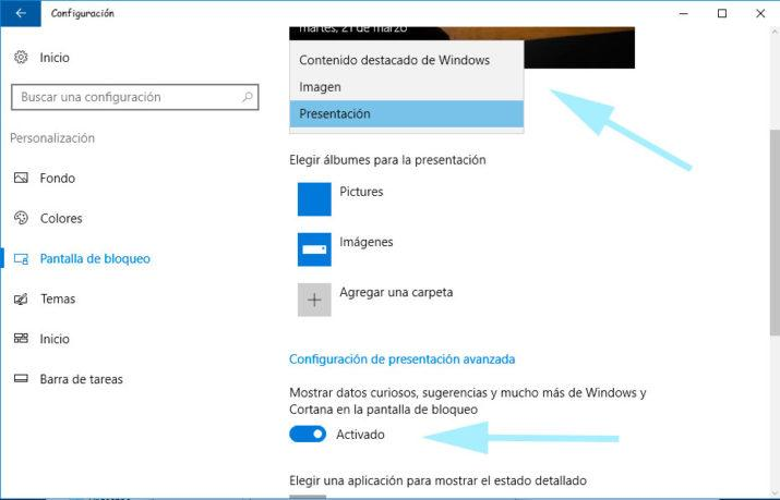 eliminar publicidad en windows 10