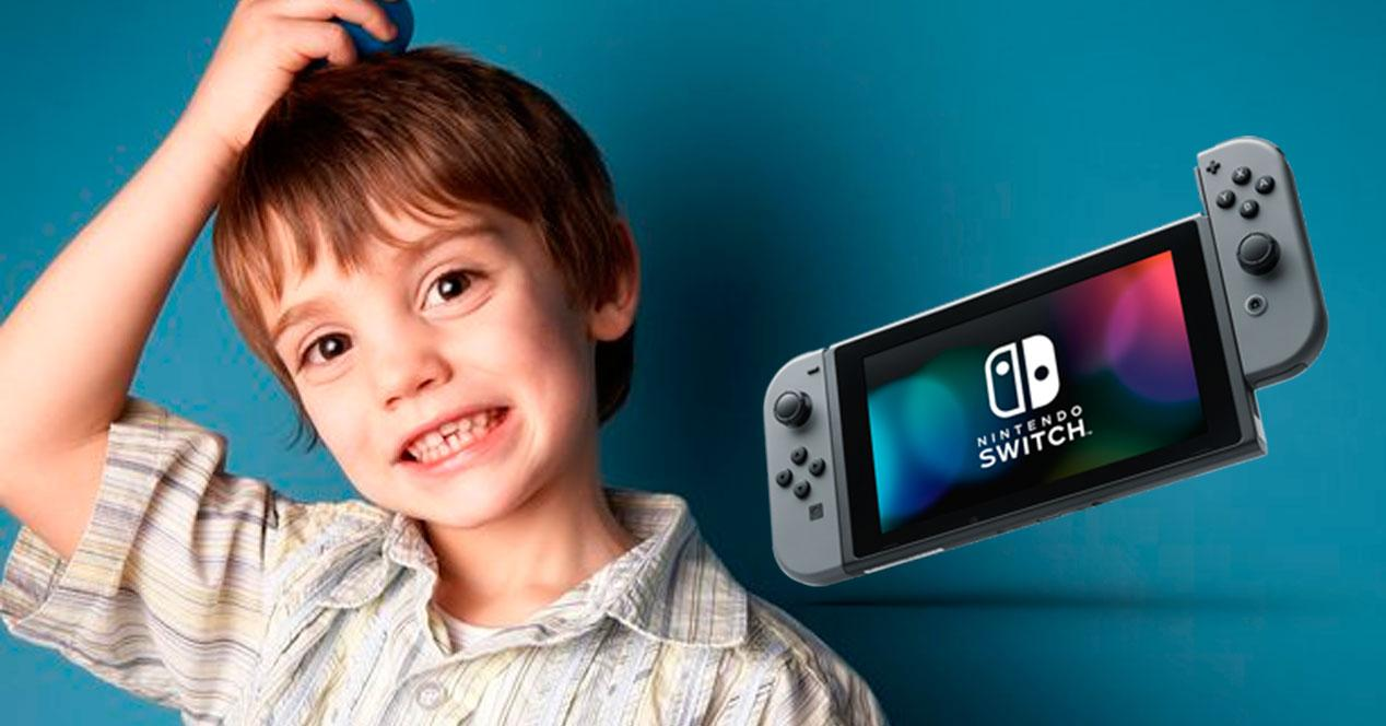 control parental Nintendo Switch
