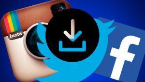 Cómo descargar todas tus fotos de Facebook, Instagram o Twitter