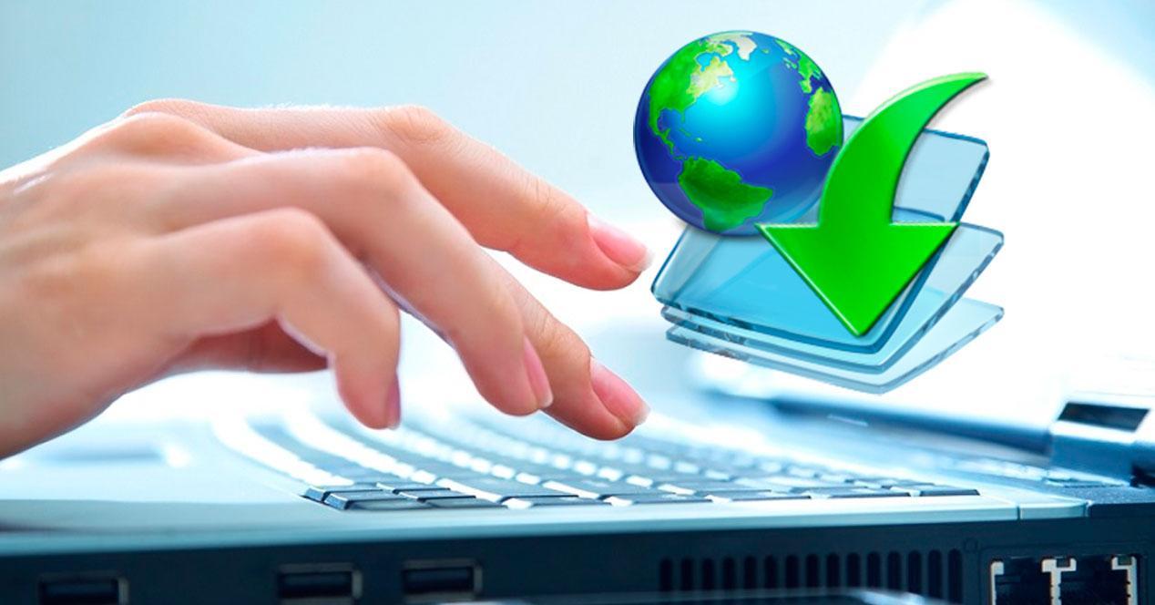 Herramientas para gestionar las descargas de archivos desde Internet