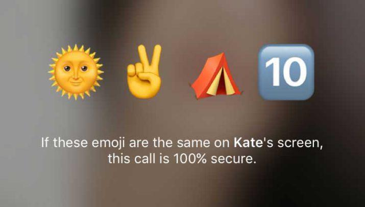 emoji telegram llamadas