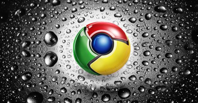 Chrome 3D opengl