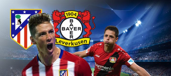 Atlético de Madrid - Leverkusen