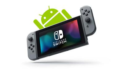Ya disponible la ROM de Android para Nintendo Switch