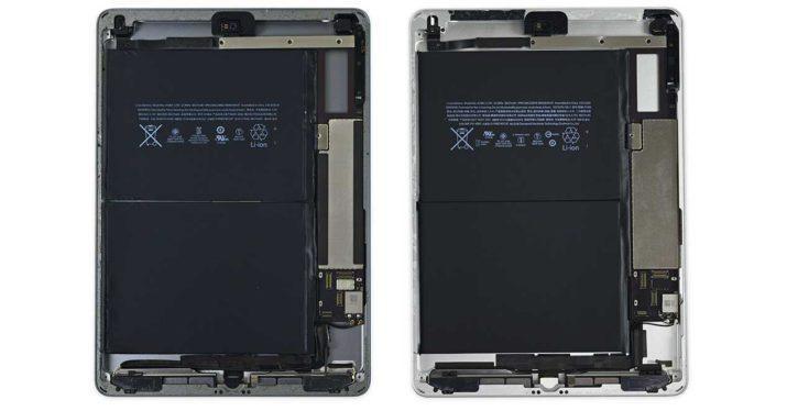 ipad air vs nuevo ipad