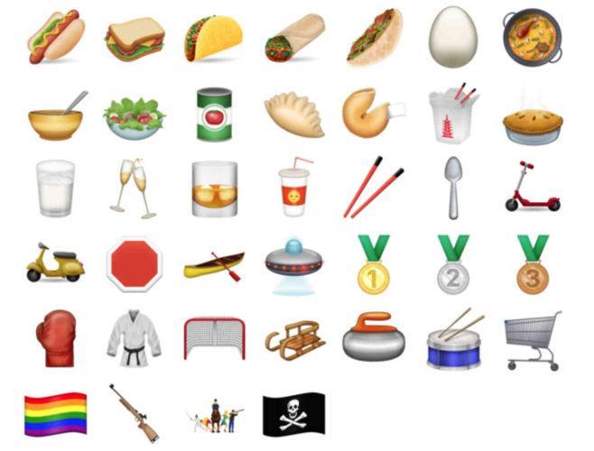 nuevos emojis 3