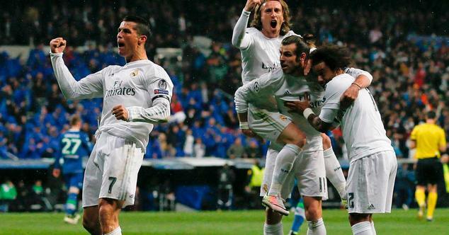 Ver noticia 'Telefónica patrocinará al Real Madrid en el mayor acuerdo de publicidad jamás firmado en España'