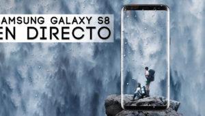 Samsung Galaxy S8: Sigue aquí la presentación en directo, streaming y liveblog