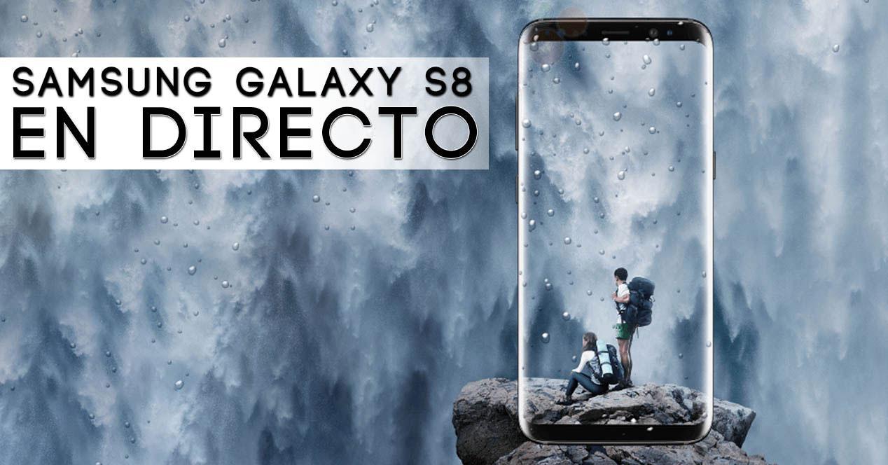 samsung galaxy s8 directo