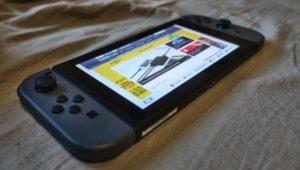 Hackean Nintendo Switch para usar YouTube, Facebook y otros