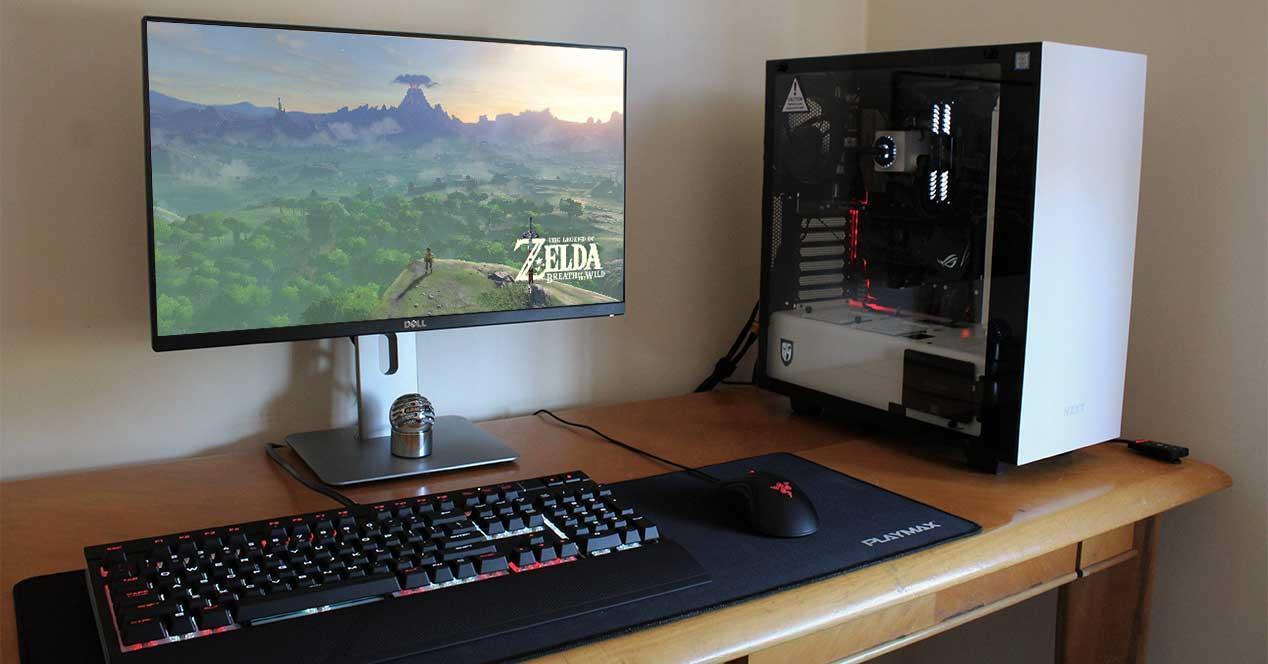 Podrás jugar Zelda: Breath of the Wild en PC sin bugs con Cemu 1.7.4