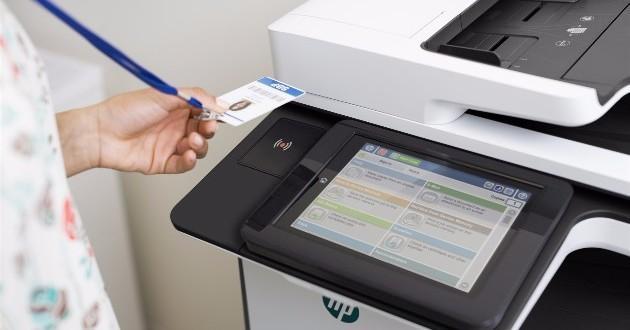 HP identificación usuario