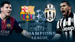 Cómo ver el Barcelona – Juventus de Champions: online y en televisión