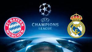 Cómo ver el Bayern – Real Madrid de Champions: online y en televisión