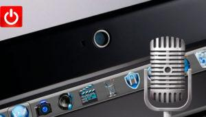 Cómo desactivar la cámara y el micrófono integrados de un portátil