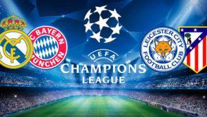 Cómo ver los partidos del Real Madrid y Atlético de Madrid de Champions, online y en televisión