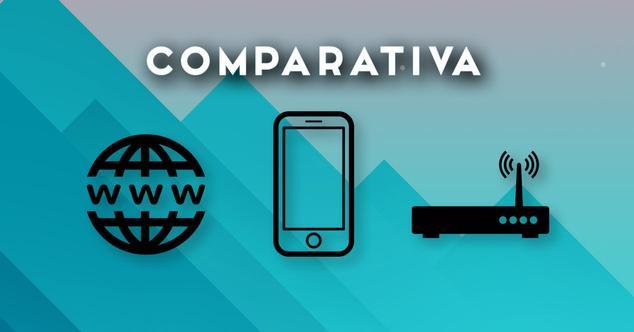 comparativa ofertas convergentes