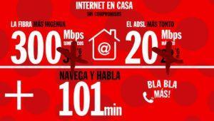 Convergencia a lo Pepe con descuentos especiales si tenemos fibra o ADSL y móvil con Pepephone