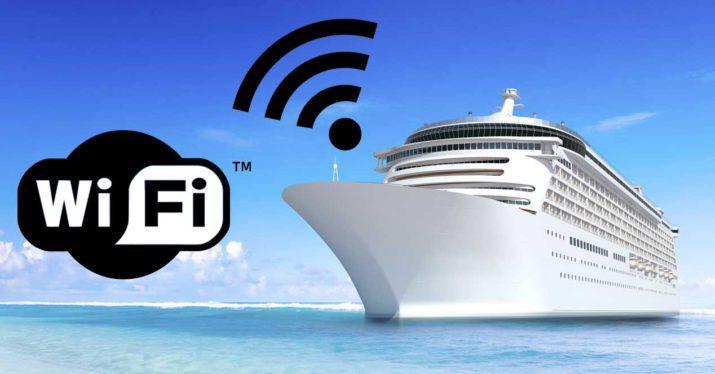 cuanto cuesta el wifi en los cruceros