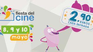Fiesta del Cine 2017: entradas a 2,90 euros en mayo