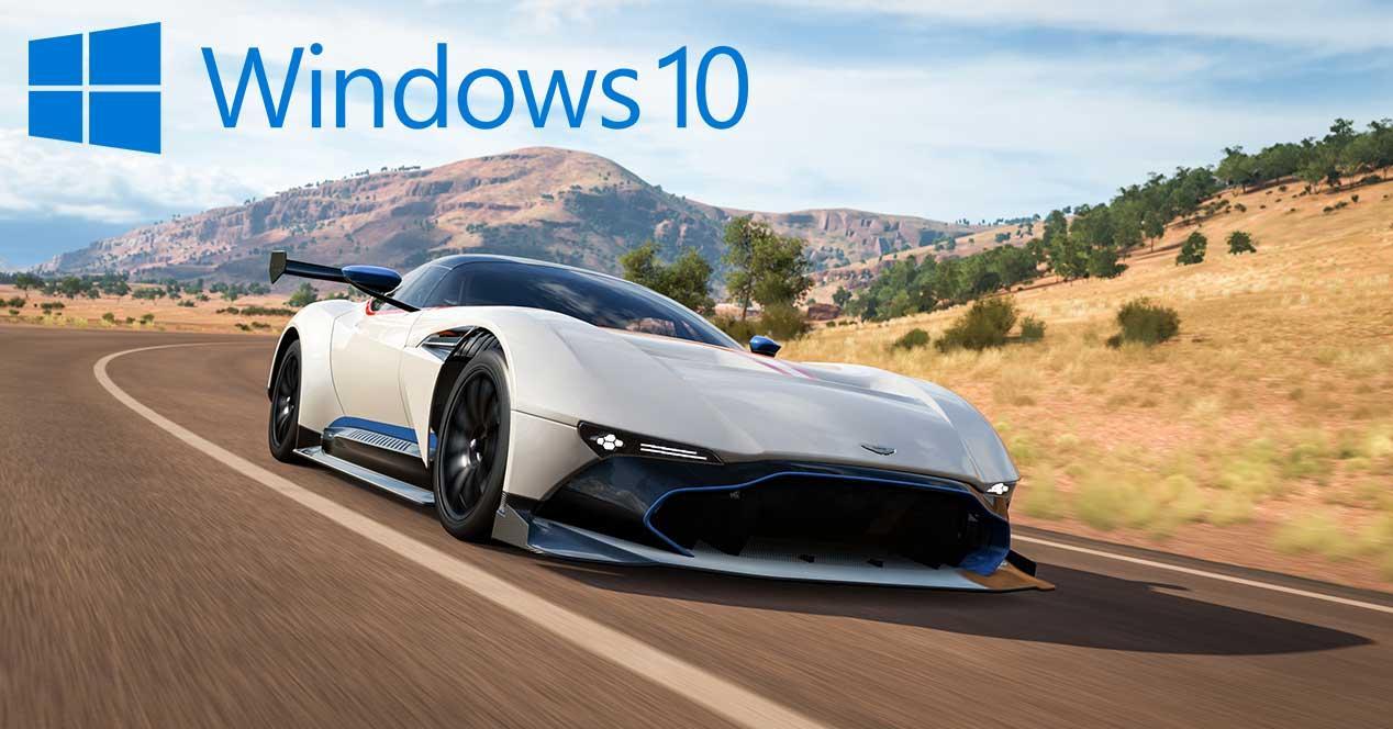 forza windows 10 modo de juego