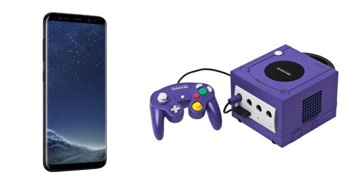 galaxy-s8-gamecube