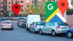 Cómo saber dónde hemos aparcado el coche gracias a Google Maps