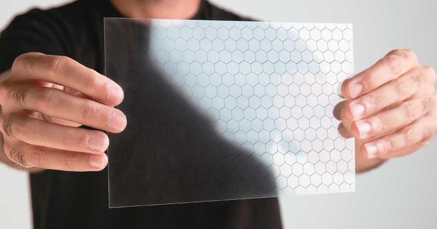 grafeno OLED