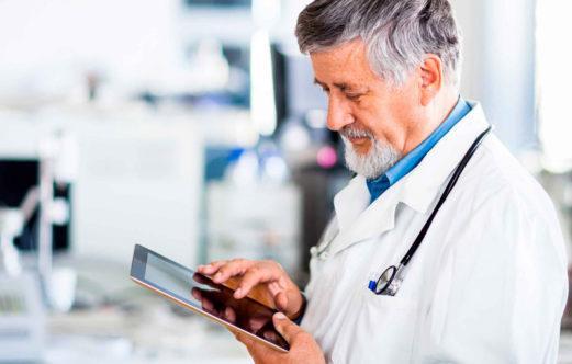 Dark Web historial medico electronico