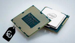 Intel asegura que el precio de sus procesadores bajará este año