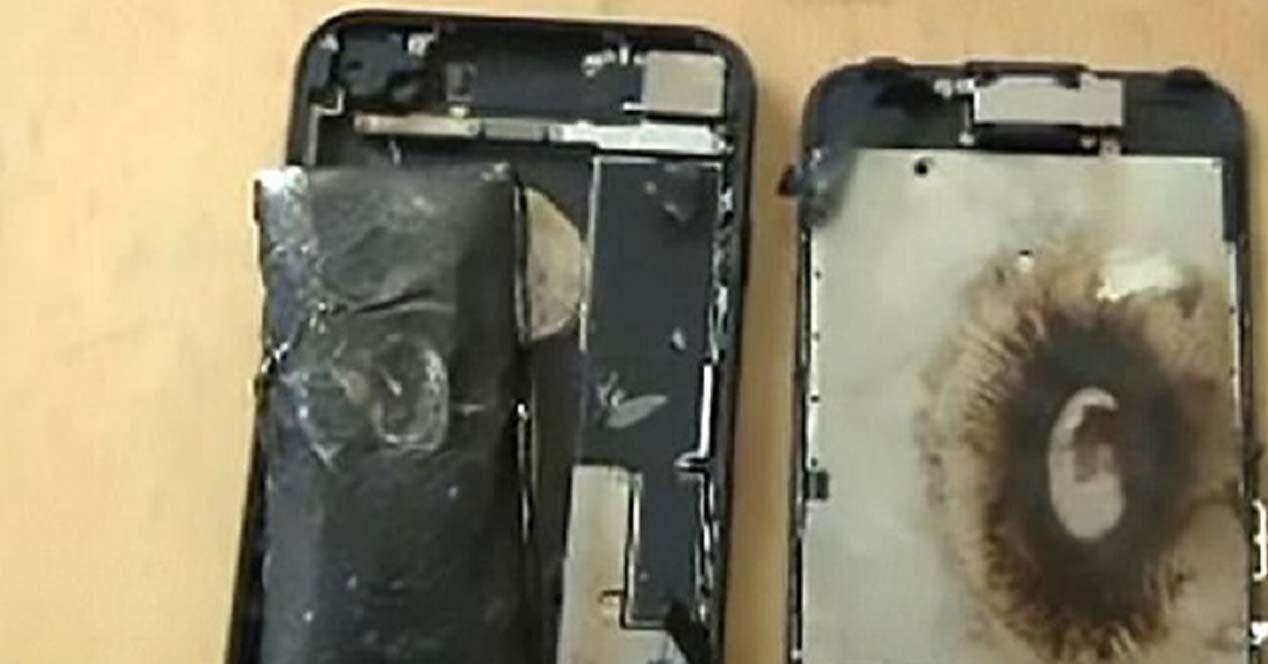 iphone 7 explota