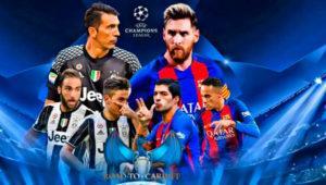 Cómo ver el Juventus – Barcelona de Champions: online y en televisión