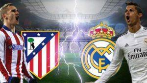 Cómo ver online el Real Madrid contra el Atlético de Madrid en directo