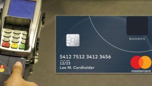 MasterCard pone sensor de huellas a sus tarjetas de crédito