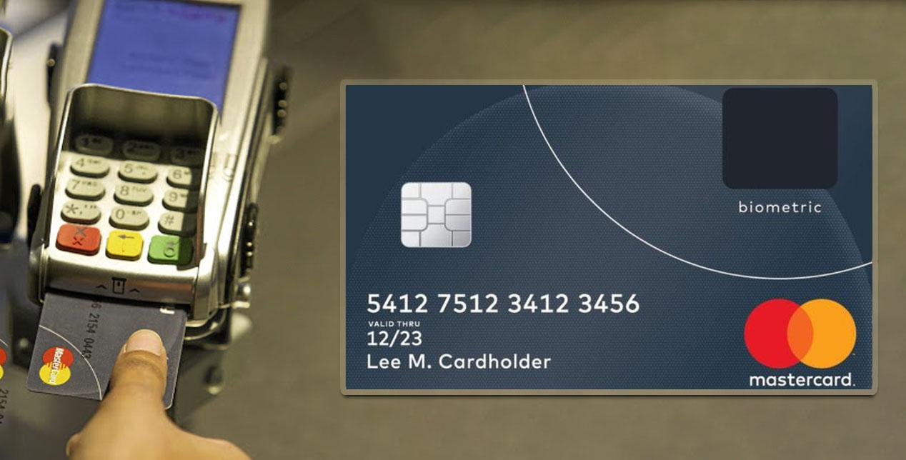 Mastercard Pone Sensor De Huellas A Sus Tarjetas De Cr 233 Dito