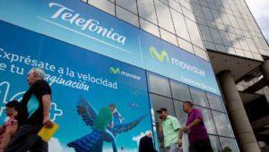Telefónica se defiende de las acusaciones de Maduro en Venezuela