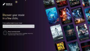 Qué película ver: Movix usa inteligencia artificial para decidir por ti