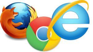 Chrome sigue siendo el navegador más usado, seguido por Internet Explorer