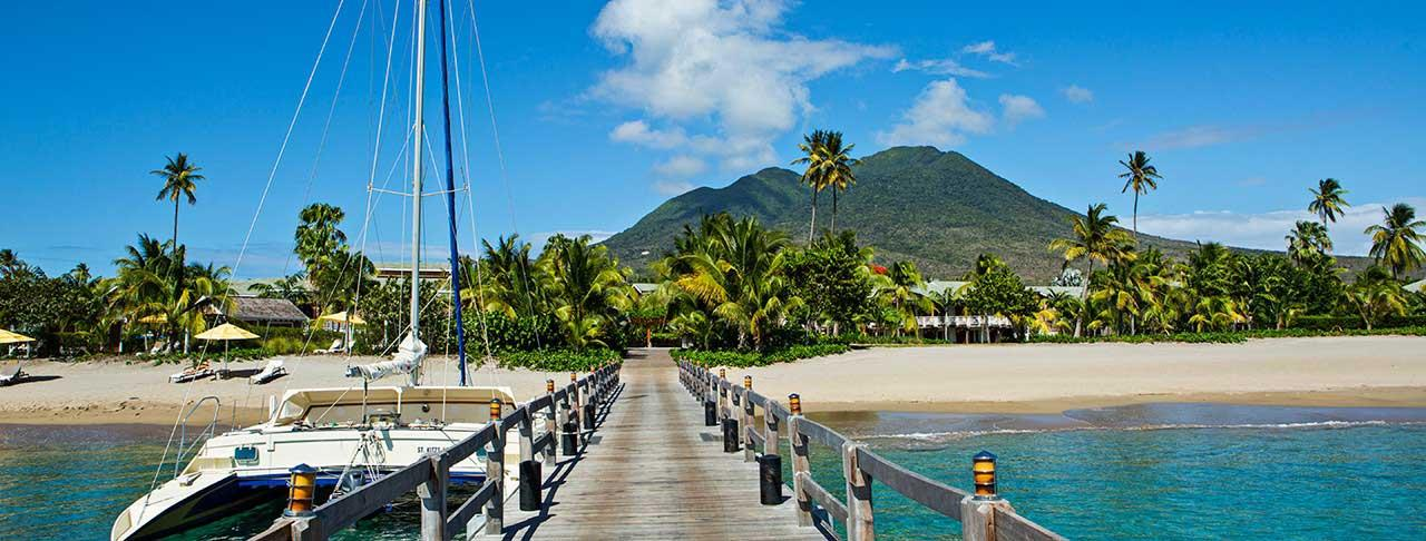 Hotels On Pinney Beach Nevis