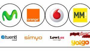 ¿'Segundas' marcas para captar más clientes? Así están funcionando Lowi, Simyo, Yoigo, Pepephone o Tuenti en 2017