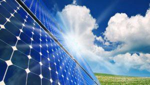 Un nuevo material duplica la eficiencia de los paneles solares