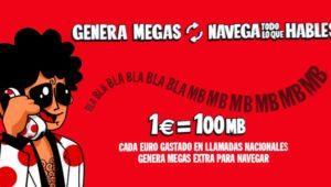 Pepephone pospone la promoción de 100 MB por cada euro