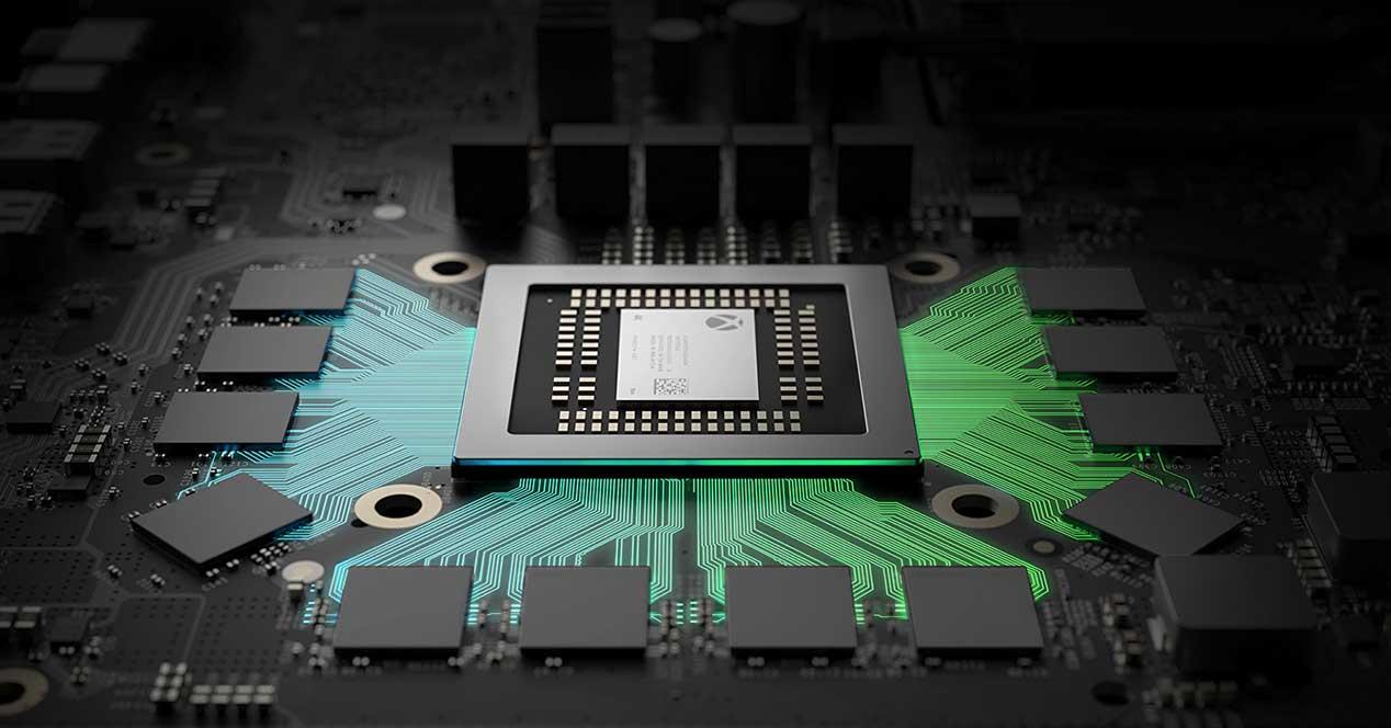 Project Scorpio engine