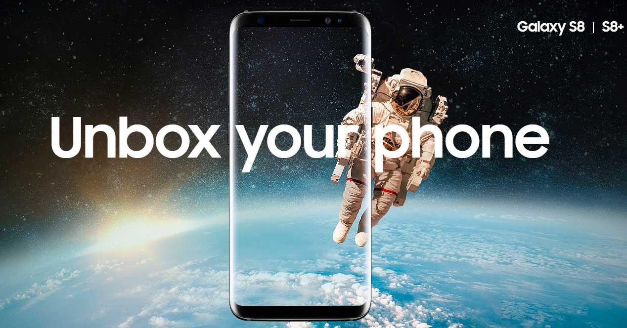 Ver noticia 'Noticia 'Arranca la venta del Samsung Galaxy S8 con récord histórico de pre-reservas''