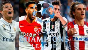 Sorteo semifinales Champions: cómo verlo en directo en TV, online y móvil