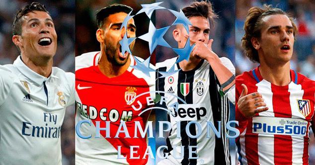 semifinales champions