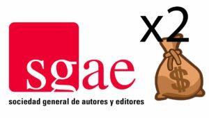 La SGAE quiere cobrar el doble de las televisiones y radios para sobrevivir