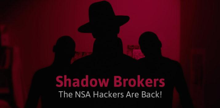 Microsoft Shadow Brokers